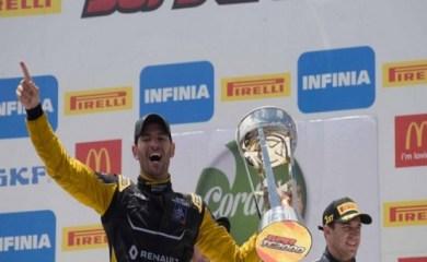 El parejense Facundo Ardusso se coronó Bicampeón del Súper TC2000