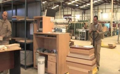 Estado de alerta para la industria del mueble de Cañada de Gómez