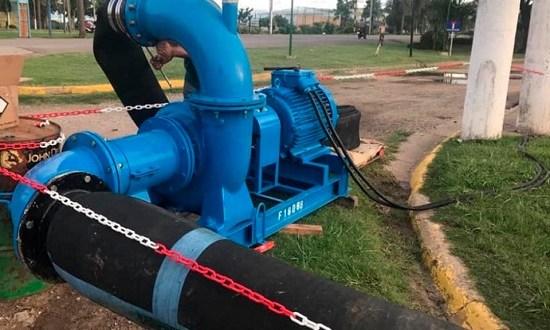 Avances en materia hídrica en la ciudad