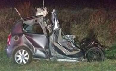 Accidente fatal en Carlos Pellegrini