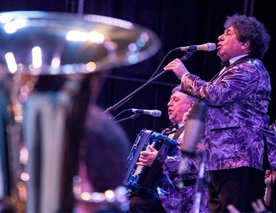 Día, hora y lugar confirmado para el show de Los Palmeras y la Filarmónica en la región