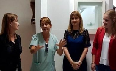 San Genaro: La provincia habilitó nuevo equipamiento en efectores de salud