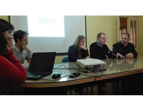 """Lanzamiento del proyecto """"Promoción e instalación de Equipos de Energías Renovables en el Depto San Jerónimo"""""""