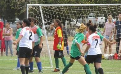 Fútbol Femenino: Resultados de dos nuevas fechas de la Liga Evita