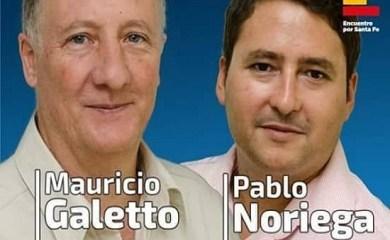 Galetto y Noriega hablaron del San Genaro que sueñan trabajando juntos