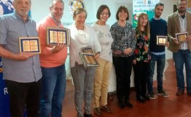 Rotary San Genaro entregó los premios Certamen Literario «Prof. Oscar Grandov»