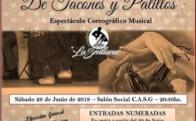 La Sevillana San Genaro presenta «De Tacones y Palillos»