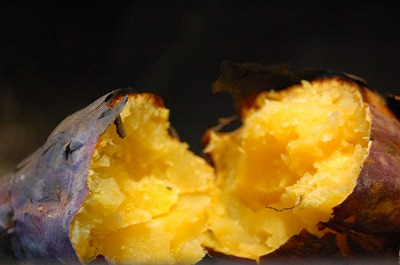 ほっくほく~の焼き芋を食べながらママ同士で交流しませんか?