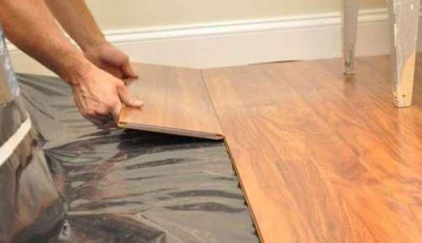 cách lắp sàn gỗ công nghiệp