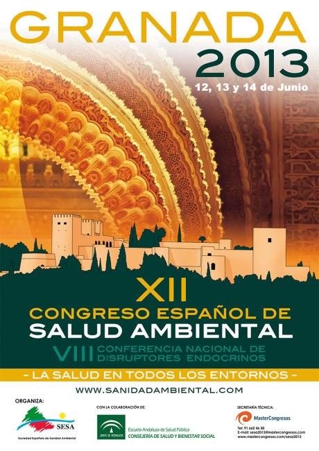 XII Congreso Español de Salud Ambiental y VIII Conferencia Nacional de Disruptores Endocrinos