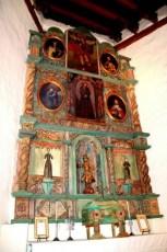 San Miguel Chapel Altar
