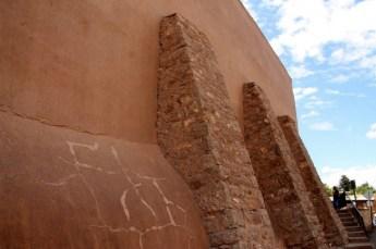 San Miguel Outside Adobe