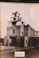 San Miguel Church Old Vintage Photo