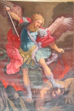 San Miguel Religious Artwork
