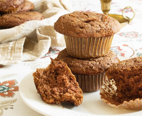 This Chocolate Muffin is wonderful for breakfast with a hot cup of coffee or glass of cold milk, or as a quick pick-me-up midday snack.