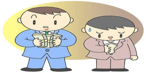 0代以下のサラリーマンが年収1000万を超える割合に絶句した・・・