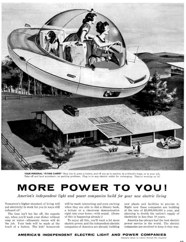 1959 ECAP ad