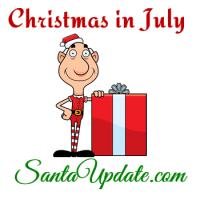 Enjoy a Replay of Santa's Ride this Saturday