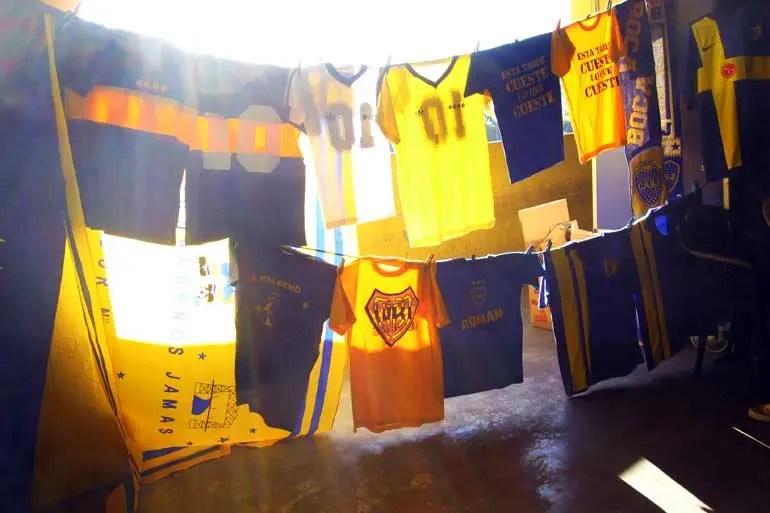 Boca Juniors Jerseys
