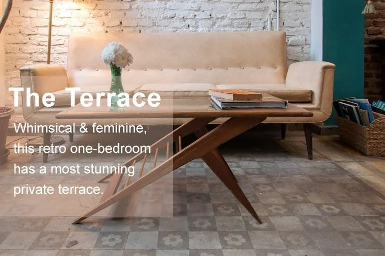 The Terrace Living Room