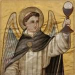 Santo Tomás de Aquino Pange Lingua