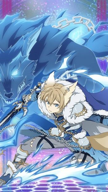 【解き放たれし巨狼】ユージオ