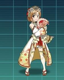 【純真無垢な美姫】アスナ