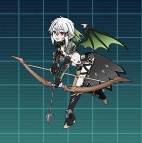【魔風の射手】シノン
