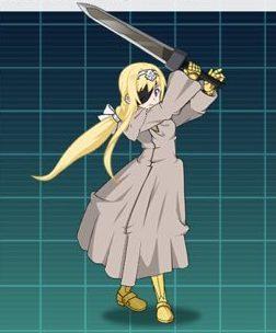 【さすらいの整合騎士】アリス