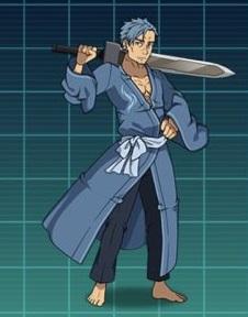 【未来を斬る騎士】ベルクーリ