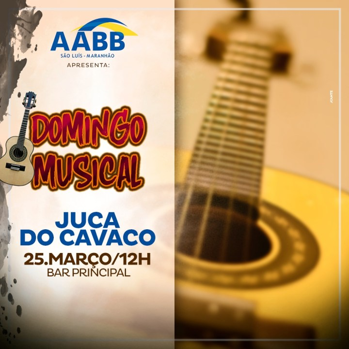 domingo musical 25-03-2018