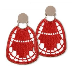 Art_Deco_Lace_Earrings_READ_T - R$310,00