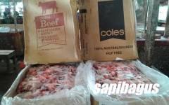Menteri Pertanian: Stok Daging Sapi untuk Lebaran 2015 Aman