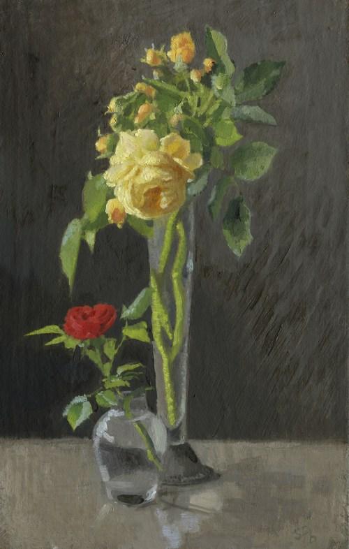 Medium Of Rogue Valley Roses