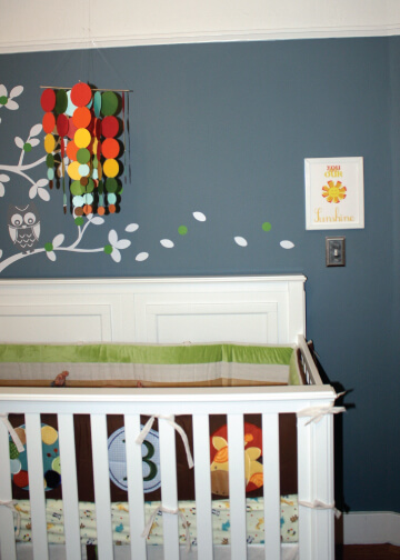 Bright and Cheerful Nursery 3