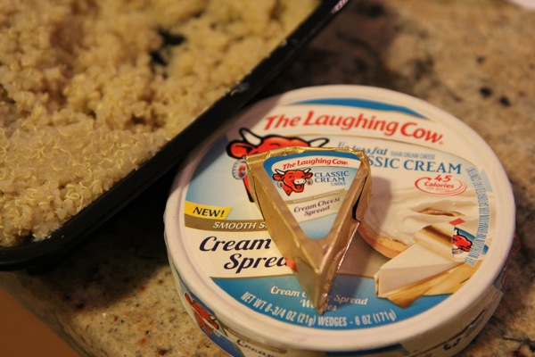 Laughing Cow Cream Cheese