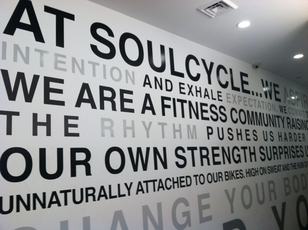 Weho soulcycle review