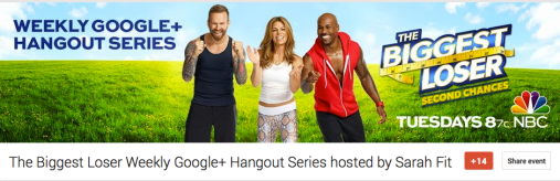 BiggestLoserHAngout