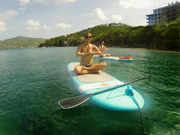Namaste SUP Yoga