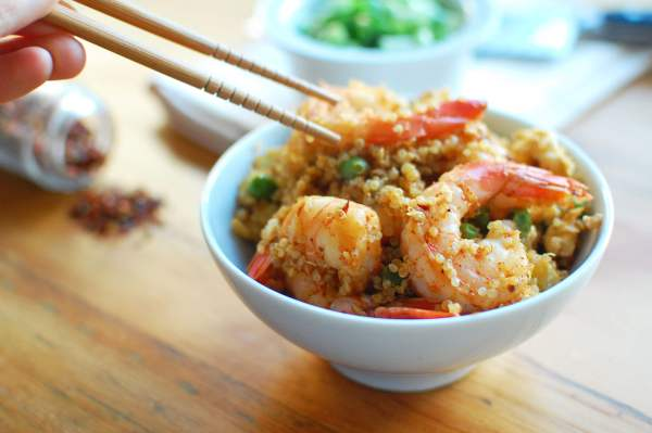 Shrimp Fried Rice 1