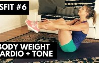 SFit #6: Sweat + Tone using just Body Weight