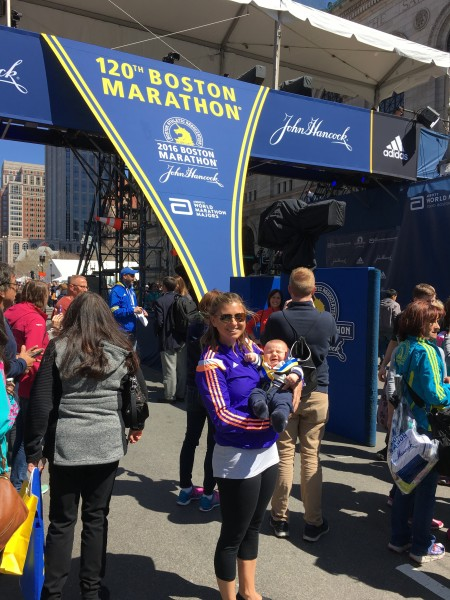 Marathon Weekend Celebrity Meetings