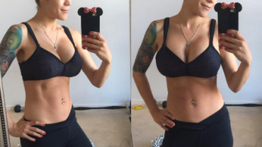 Do You Want To Look This Good 10 Days Postpartum?
