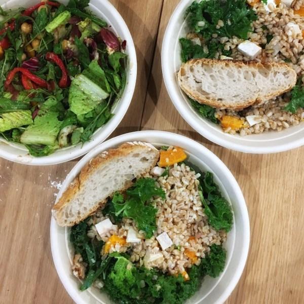 Eataly Salads