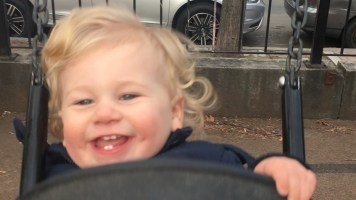 Jogging Stroller Workout + Boston Fitness Event Announcement