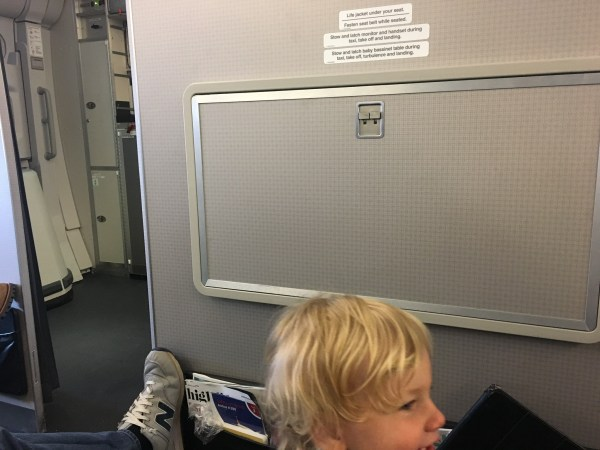 BA Infant seats