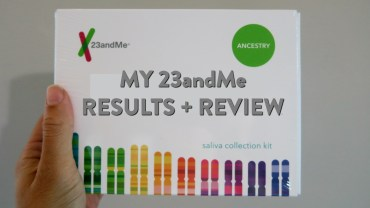 I Took The Health + Ancestry Testing with 23andMe, Here are my results!