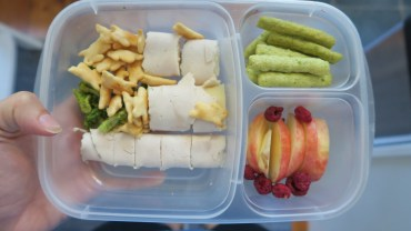 Healthy Kids Lunches for School | Nomsly Review