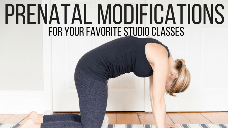 What To Avoid Taking Workout Classes When Pregnant