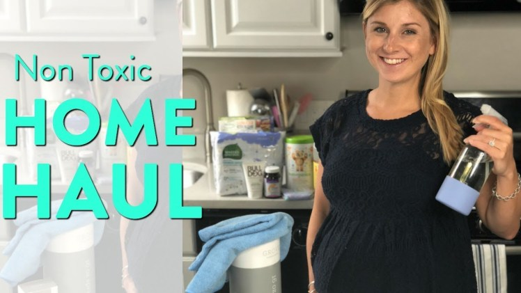 Why I Use Non Toxic Household Products + FREE GIFT FOR YOU
